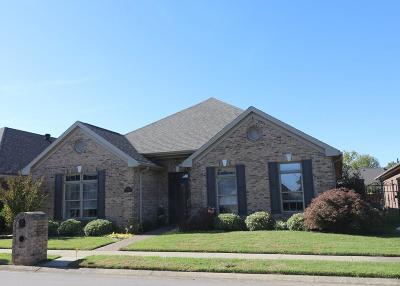 Owensboro Single Family Home For Sale: 433 Stableford Circle