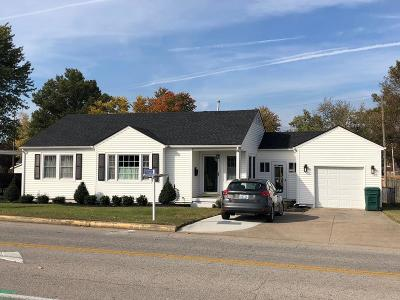 Owensboro Single Family Home For Sale: 2617 Bittel Road