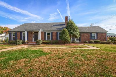 Owensboro Single Family Home For Sale: 2123 Mayfair Drive