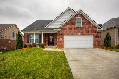 Owensboro Single Family Home For Sale: 3243 Spring Ridge Parkway