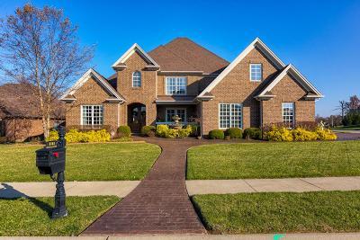 Owensboro Single Family Home For Sale: 3161 Spring Ridge Pkwy