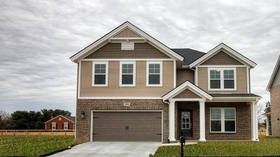 Owensboro Single Family Home For Sale: 3858 Little Bluestem Drive