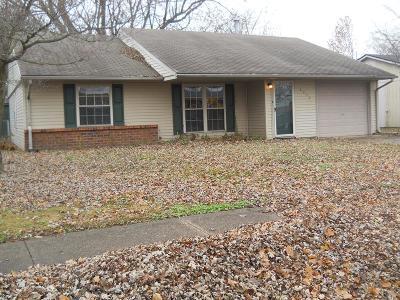 Owensboro Single Family Home For Sale: 4024 Carpenter Dr