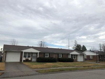 Owensboro Multi Family Home For Sale: 2546-48 Citation Ave.