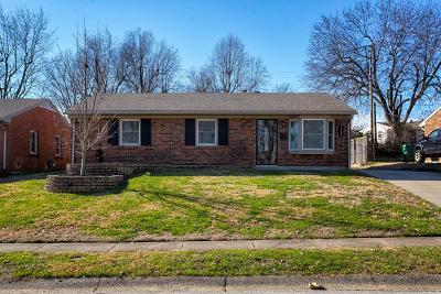Owensboro Single Family Home For Sale: 2638 Strawbridge Place