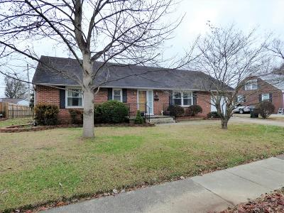 Owensboro Single Family Home For Sale: 2032 Merriewood Dr