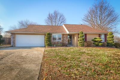 Owensboro Single Family Home For Sale: 4218 Settler Point