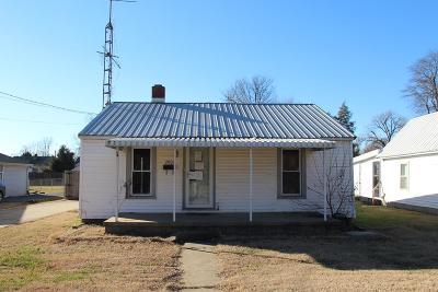 Owensboro Single Family Home For Sale: 2020 Hall Street