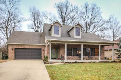 Owensboro Single Family Home For Sale: 3243 Shadewood Terrace