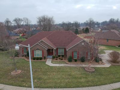 Owensboro Single Family Home For Sale: 2552 Hillbrooke Parkway
