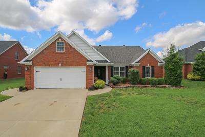 Owensboro Single Family Home For Sale: 6535 Spring Haven Trace