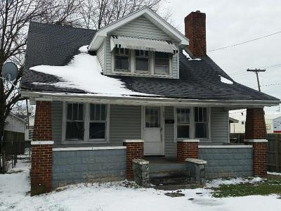 Owensboro Single Family Home For Sale: 502 Leitchfield Rd