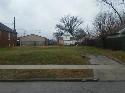 Owensboro Residential Lots & Land For Sale: 822 Cedar Street