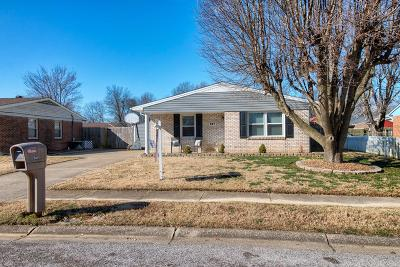 Owensboro Single Family Home For Sale: 747 Sandra Lane