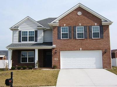 Owensboro Single Family Home For Sale: 1951 Whispering Meadows