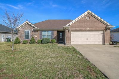 Owensboro Single Family Home For Sale: 2006 Meadow Grass Creek