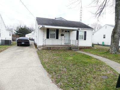Owensboro Single Family Home For Sale: 2737 Daviess St