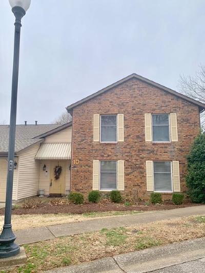 Owensboro Single Family Home For Sale: 10-C Quail Ridge Court
