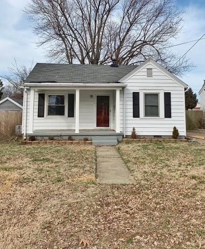 Owensboro Single Family Home For Sale: 1005 East 19th Street