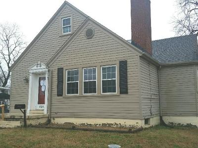Owensboro Single Family Home For Sale: 421 Booth Ave.