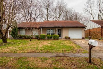 Owensboro Single Family Home For Sale: 4107 Rudy Martin Dr.