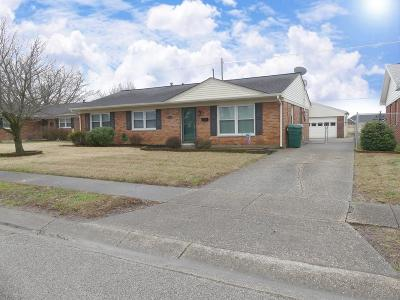 Owensboro Single Family Home For Sale: 2400 Middleground Dr