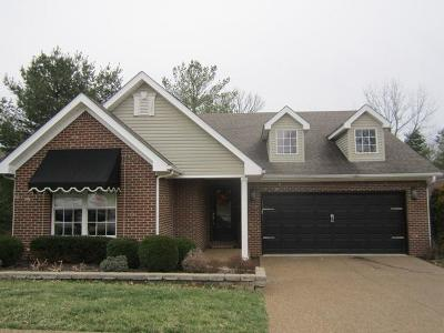 Owensboro Single Family Home For Sale: 6548 Waterford Place
