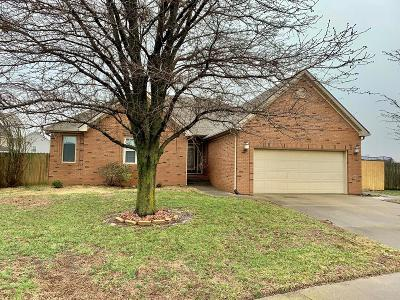 Owensboro Single Family Home For Sale: 4651 Barrington Place