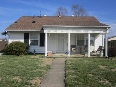 Owensboro Single Family Home For Sale: 3213 Ridgewood Street
