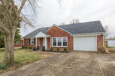 Owensboro Single Family Home For Sale: 1936 Ottawa Dr