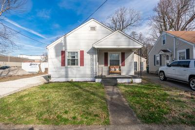 Owensboro Single Family Home For Sale: 1121 Locust Street