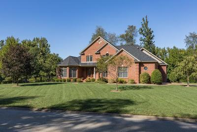 Owensboro Single Family Home For Sale: 3107 Cherrywood Pointe