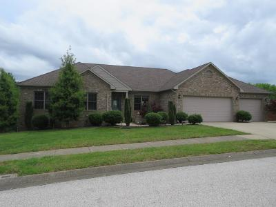 Owensboro Single Family Home For Sale: 4507 Indian Creek Loop