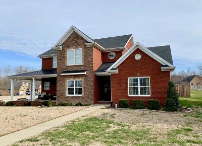 Owensboro Single Family Home For Sale: 5477 Ridgepoint Ct