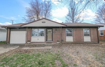 Owensboro Single Family Home For Sale: 2814 Flamingo Ave