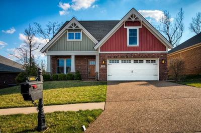Owensboro Single Family Home For Sale: 3128 Wood Valley Pointe