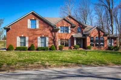 Owensboro Single Family Home For Sale: 6670 Kingston Dr