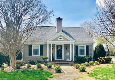 Owensboro Single Family Home For Sale: 1600 Dean
