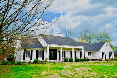 Owensboro Single Family Home For Sale: 10 Stone Creek Park