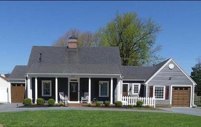 Owensboro Single Family Home For Sale: 2017 Lexington Ave