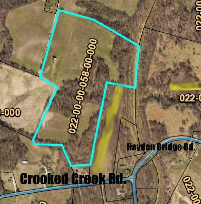 Owensboro Residential Lots & Land For Sale: Crooked Creek Rd