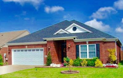 Owensboro Single Family Home For Sale: 2861 Brooks Pkwy