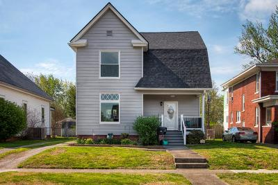 Owensboro Single Family Home For Sale: 1216 West 3rd Street