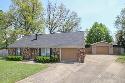Owensboro Single Family Home For Sale: 3303 Oriole Ct