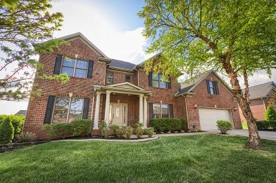 Owensboro Single Family Home For Sale: 4553 Lake Forest Drive