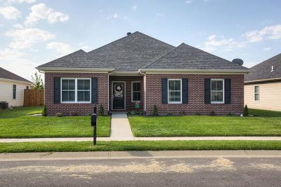 Owensboro Single Family Home For Sale: 2541 Palomino Place