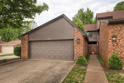 Owensboro Single Family Home For Sale: 4117 Mason Woods Lane