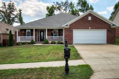 Owensboro Single Family Home For Sale: 3134 Wood Valley Point