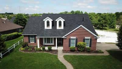 Owensboro Single Family Home For Sale: 3004 Saratoga Ct