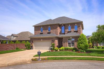 Owensboro Single Family Home For Sale: 2221 Turnbury Cove